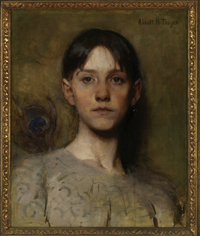 Portrait of a Girl | RISD Museum