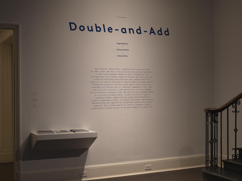 Ll brown seemed a natural choice for the exhibit title because of its rational geometry as well as its distinctly 19th century reference to backslanted