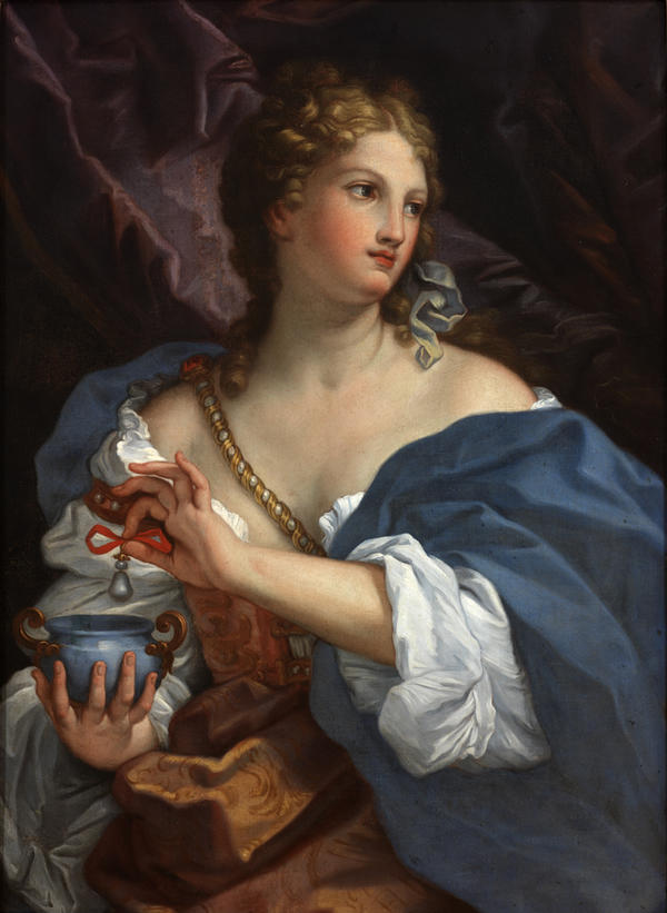 Baroque Painting Italy And Her Influence Risd Museum
