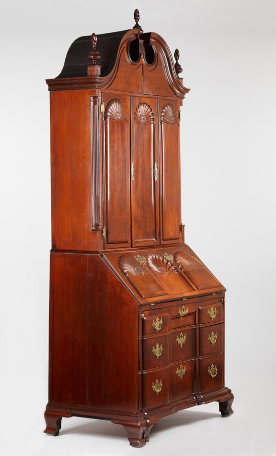 Desk and Bookcase | RISD Museum